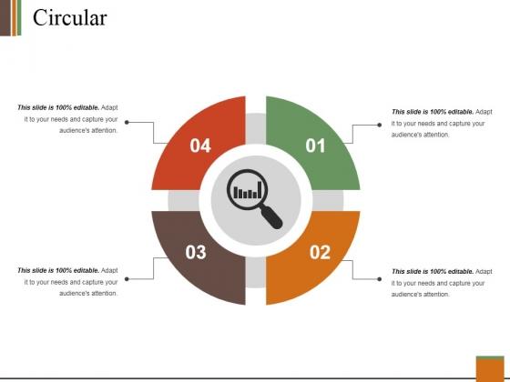 Circular Ppt PowerPoint Presentation Slides Example