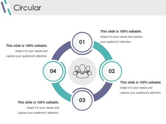 Circular Ppt PowerPoint Presentation Slides Graphics