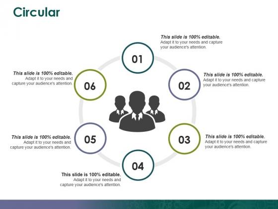 Circular Ppt PowerPoint Presentation Slides Guide