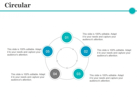 Circular Ppt PowerPoint Presentation Summary Graphic Tips