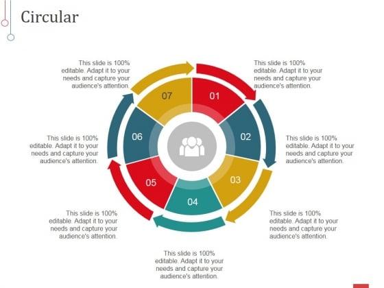 Circular Ppt PowerPoint Presentation Summary Ideas