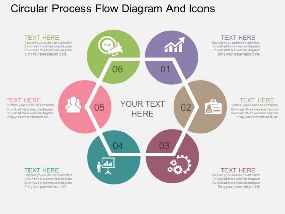circular process flow diagram and icons powerpoint templatecircular_process_flow_diagram_and_icons_powerpoint_template_1 circular_process_flow_diagram_and_icons_powerpoint_template_2