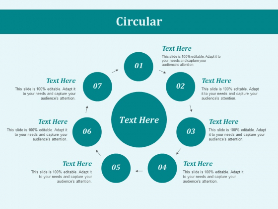 Circular Process Ppt PowerPoint Presentation Layouts Aids