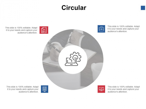 Circular Process Ppt PowerPoint Presentation Outline Sample