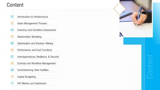 Civil Infrastructure Designing Services Management Content Information PDF