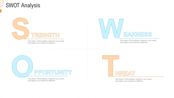 Civil Infrastructure Designing Services Management Swot Analysis Themes PDF