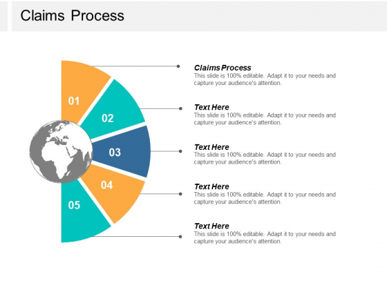 Claims Process Ppt Powerpoint Presentation Pictures Display Cpb