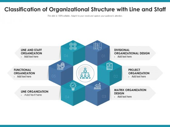 Classification_Of_Organizational_Structure_With_Line_And_Staff_Ppt_PowerPoint_Presentation_File_Brochure_PDF_Slide_1
