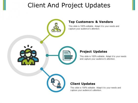 Client And Project Updates Ppt PowerPoint Presentation Ideas Demonstration