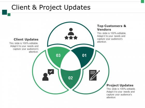 Client_And_Project_Updates_Ppt_PowerPoint_Presentation_Ideas_Format_Ideas_Slide_1