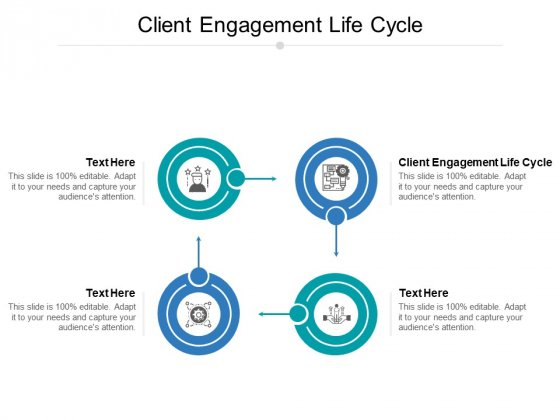 Client Engagement Life Cycle Ppt PowerPoint Presentation Inspiration Background Designs Cpb Pdf