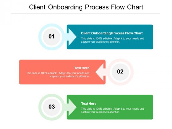Client Onboarding Process Flow Chart Ppt PowerPoint Presentation Infographic Template Elements Cpb Pdf