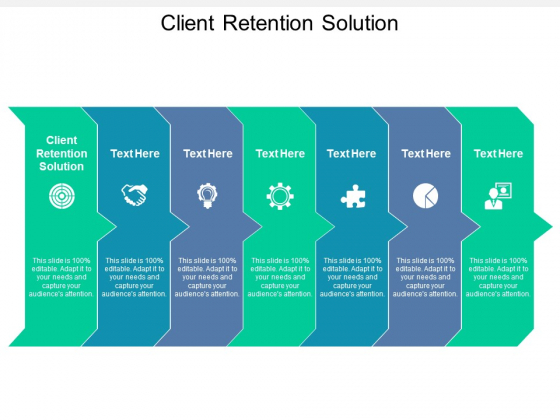 Client Retention Solution Ppt PowerPoint Presentation File Example File