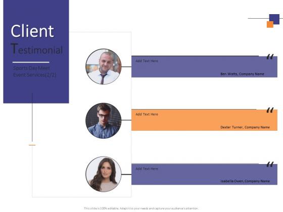 Client Testimonal Teamwork Ppt PowerPoint Presentation Outline Skills