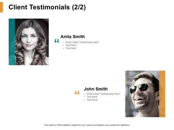 Client Testimonials Communication Ppt PowerPoint Presentation Ideas Format