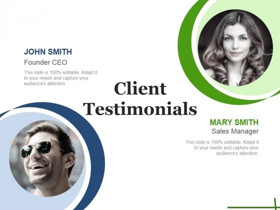 Client Testimonials Ppt PowerPoint Presentation Icon Design Ideas