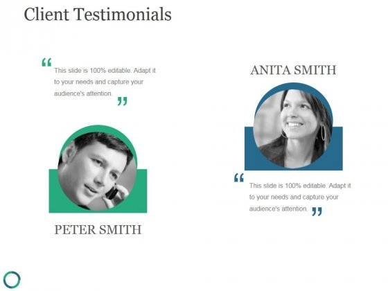 Client Testimonials Template 3 Ppt PowerPoint Presentation Background Designs