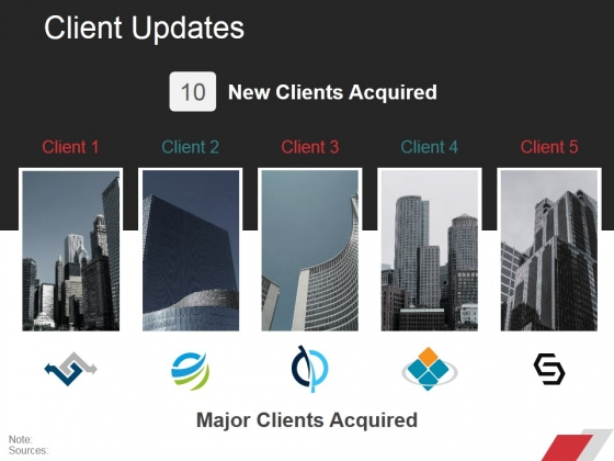 Client Updates Ppt PowerPoint Presentation Layouts Shapes