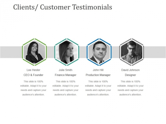 Clients customer testimonials ppt powerpoint presentation model clients customer testimonials ppt powerpoint presentation model information powerpoint templates ccuart Gallery