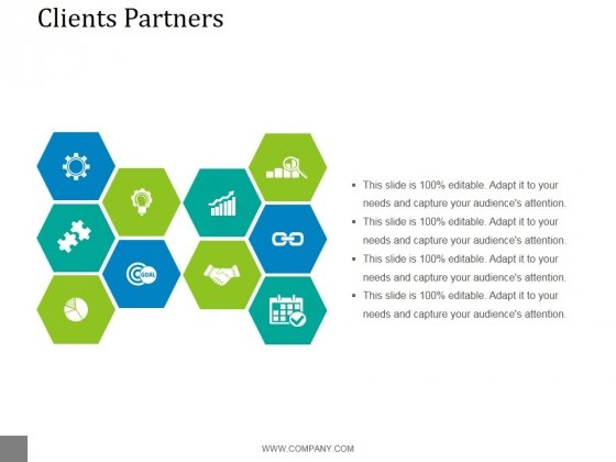 Clients Partners Ppt PowerPoint Presentation Influencers