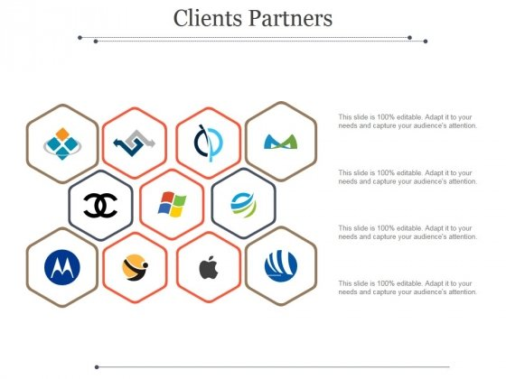 Clients Partners Ppt PowerPoint Presentation Tips