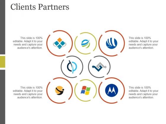 Clients Partners Ppt PowerPoint Presentation Topics