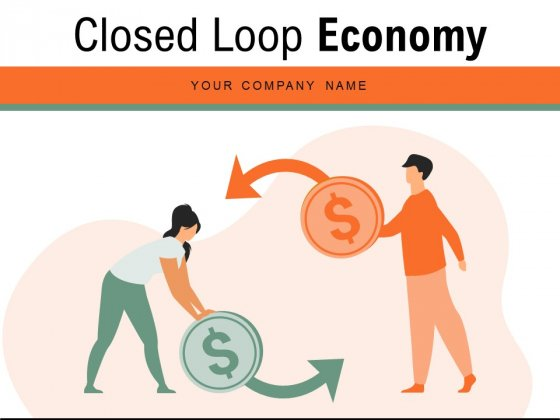 Closed Loop Economy Circular Economy Ppt PowerPoint Presentation Complete Deck