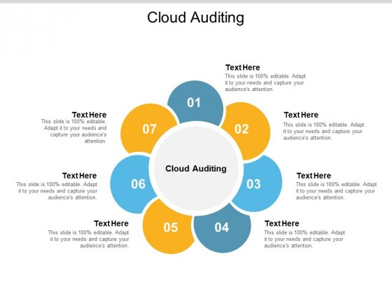 Cloud Auditing Ppt PowerPoint Presentation Outline Graphics Cpb Pdf