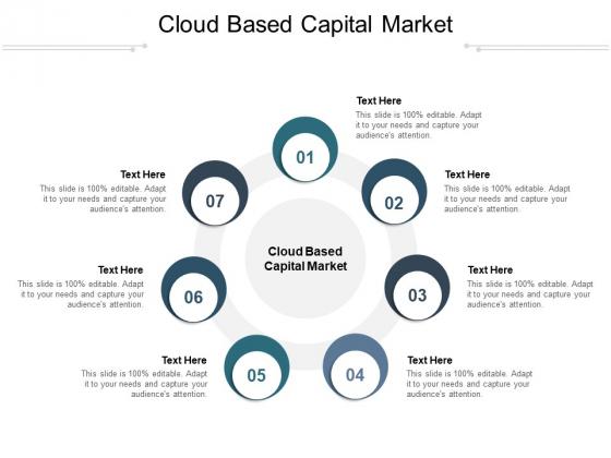 Cloud Based Capital Market Ppt PowerPoint Presentation Summary Layout Ideas Cpb Pdf