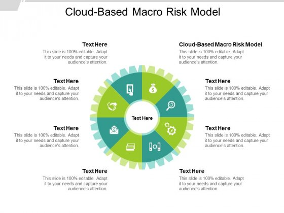 Cloud Based Macro Risk Model Ppt PowerPoint Presentation Gallery Maker Cpb