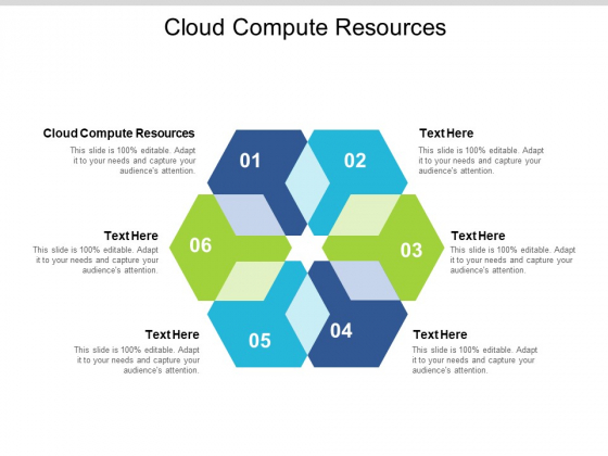 Cloud Compute Resources Ppt PowerPoint Presentation Styles Example Cpb Pdf