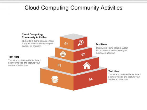 Cloud Computing Community Activities Ppt PowerPoint Presentation Diagram Images Cpb