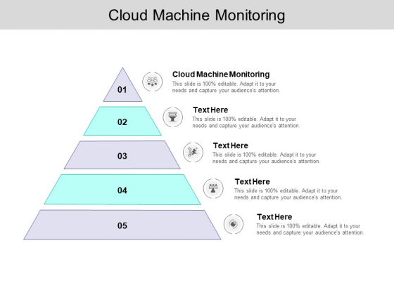 Cloud Machine Monitoring Ppt PowerPoint Presentation Model Template Cpb