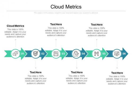 Cloud Metrics Ppt PowerPoint Presentation Ideas Slideshow Cpb