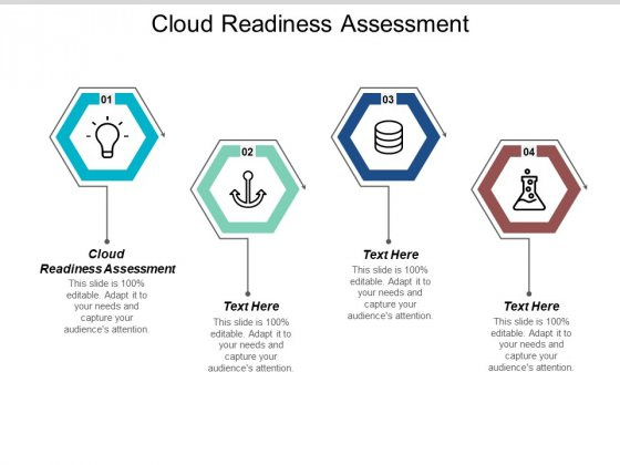 Cloud Readiness Assessment Ppt PowerPoint Presentation Styles Graphic Tips Cpb