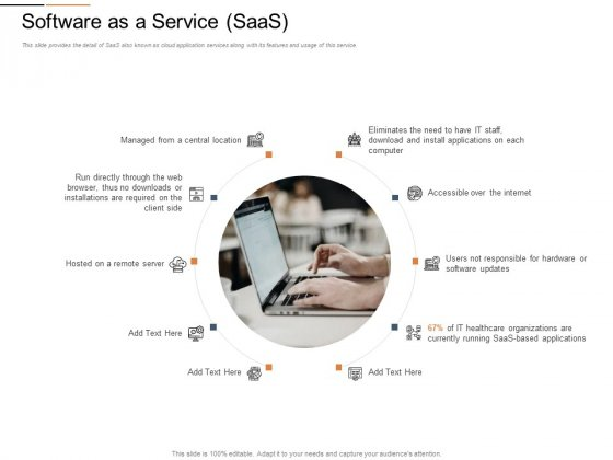 Cloud Services Best Practices Marketing Plan Agenda Software As A Service Saas Themes PDF