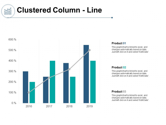 Clustered Column Line Finance Ppt PowerPoint Presentation Professional Graphics Pictures