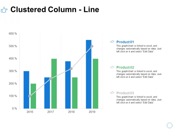 Clustered Column Line Investment Ppt PowerPoint Presentation Slides Structure
