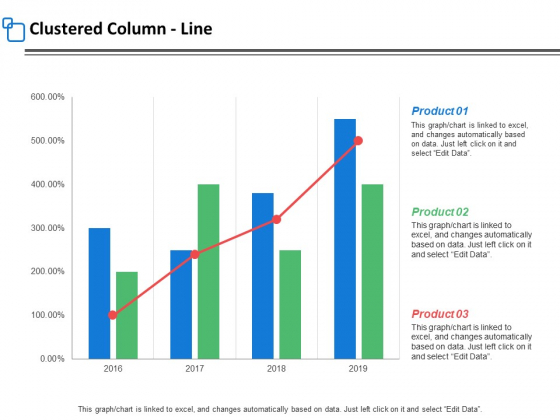 Clustered Column Line Ppt PowerPoint Presentation Infographic Template Format