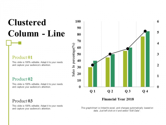 Clustered Column Line Ppt PowerPoint Presentation Inspiration Visual Aids