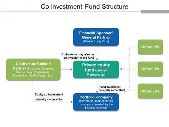 Co Investment Fund Structure Ppt PowerPoint Presentation Professional Shapes