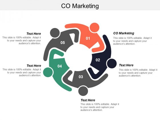 Co Marketing Ppt PowerPoint Presentation Infographics Format Cpb