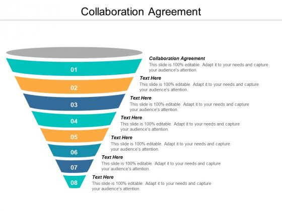 Collaboration Agreement Ppt PowerPoint Presentation Ideas Model Cpb