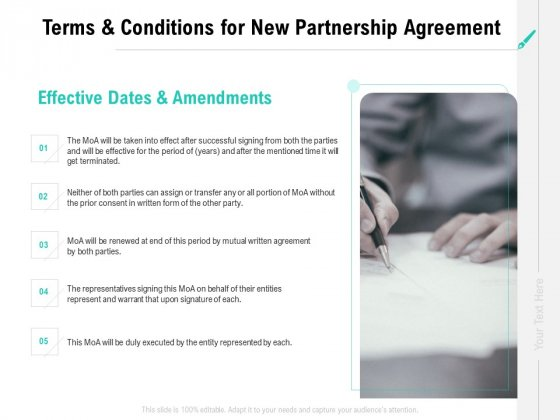 Collaboration_Agreement_Terms_And_Conditions_For_New_Partnership_Agreement_Ppt_Pictures_Templates_PDF_Slide_1
