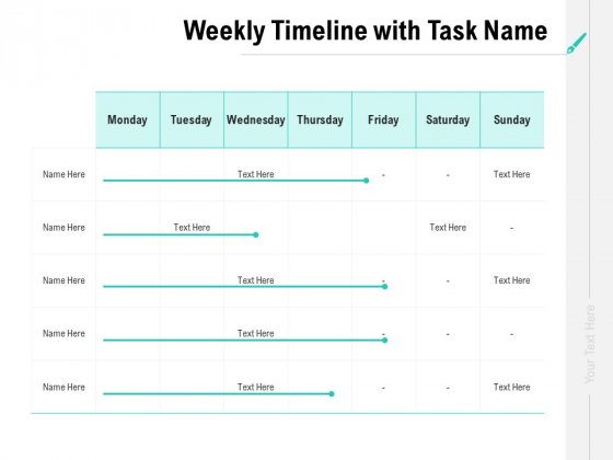 Collaboration_Agreement_Weekly_Timeline_With_Task_Name_Ppt_Professional_Templates_PDF_Slide_1