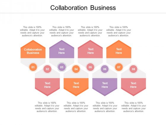 Collaboration Business Ppt PowerPoint Presentation Professional Files Cpb
