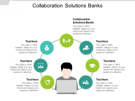 Collaboration Solutions Banks Ppt PowerPoint Presentation Professional Influencers Cpb