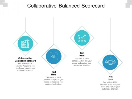 Collaborative Balanced Scorecard Ppt PowerPoint Presentation Infographic Template Example 2015 Cpb Pdf