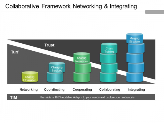 Collaborative Framework Networking And Integrating Ppt PowerPoint Presentation Gallery Outfit