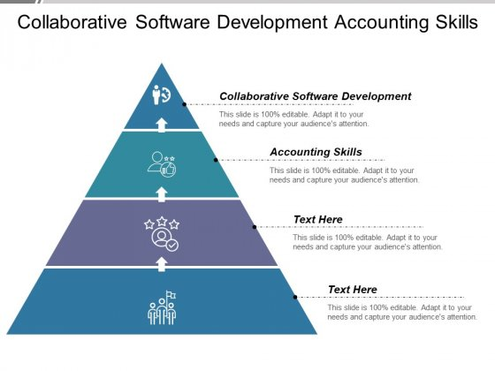 Collaborative Software Development Accounting Skills Ppt PowerPoint Presentation Styles Background Image